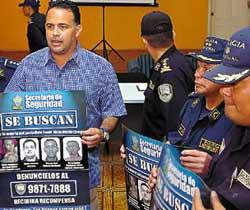 Journalist Meza's Murderers Named